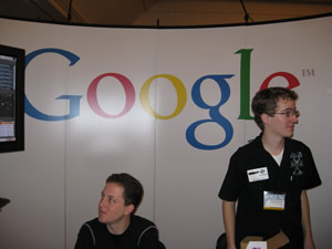 Google Engineers at SCALE